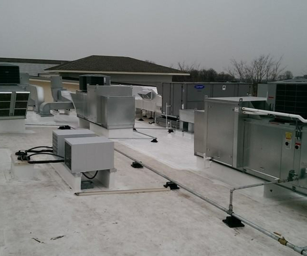 Commercial HVAC installation King of Prussia | RF Power Ventilation Inc.