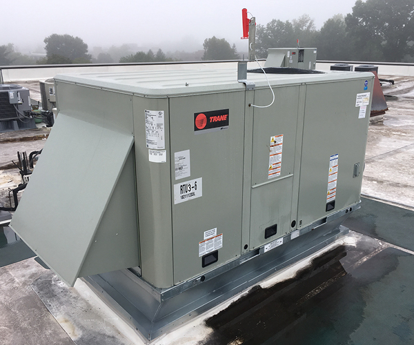 Commercial Trane Installation and repair | RF Power Ventilation Inc.
