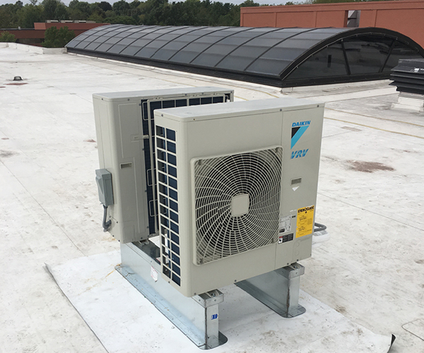 Daikan professional commercial HVAC installation and service