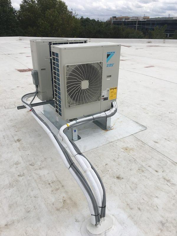 HSB - Daikin 2-3ton multi zone VRF | RF Power Ventilation Inc
