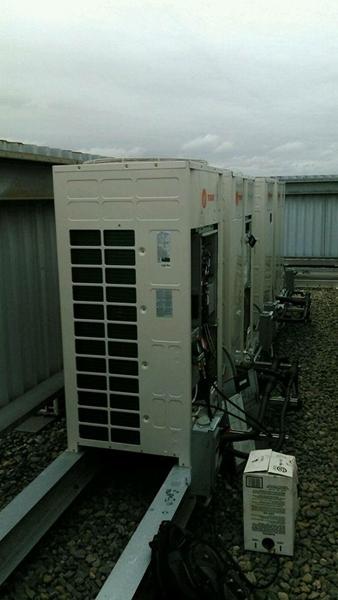 HSG - Trane VRF Daikin ductless | RF Power Ventilation Inc