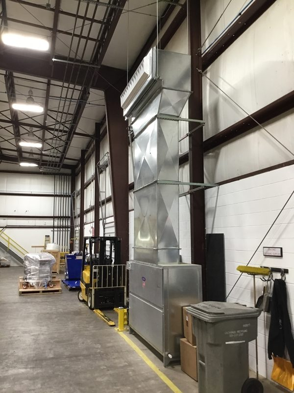 commercial Air Conditioning Installation commercial Kitchen HVAC and Ventilation | RF Power Ventilation Inc
