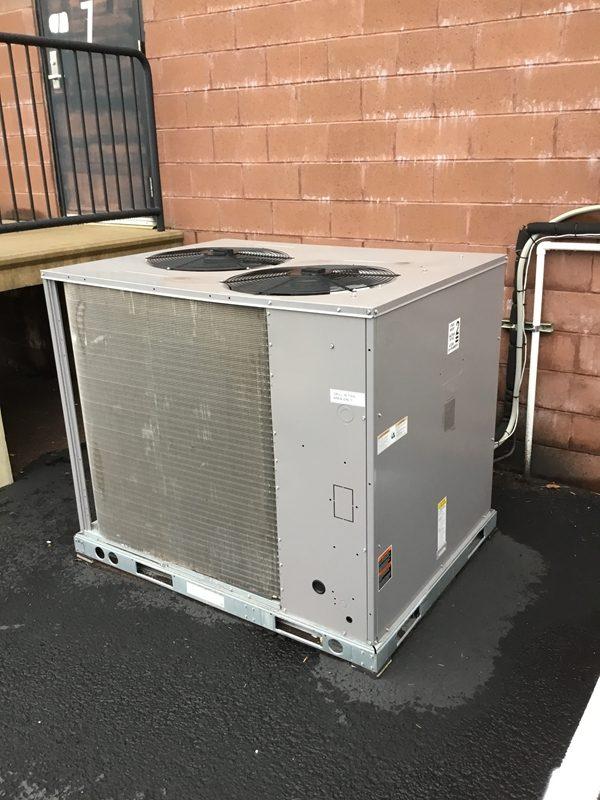 PAC Pro - Carrier AC outside unit | RF Power Ventilation Inc