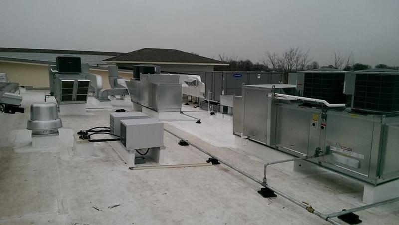 commercial Kitchen HVAC and Ventilation | RF Power Ventilation Inc.