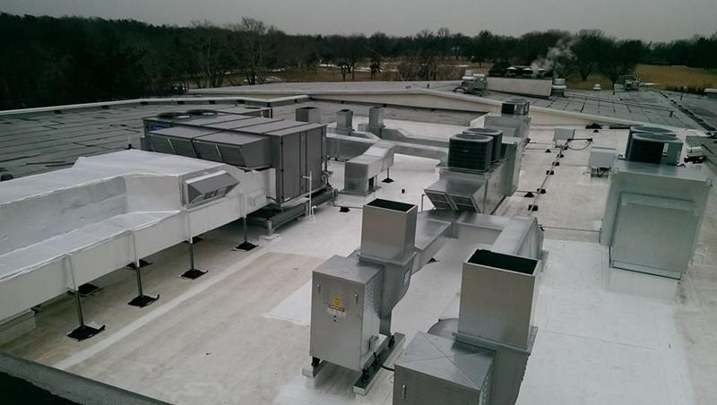 commercial Kitchen HVAC and Ventilation | RF Power Ventilation Inc